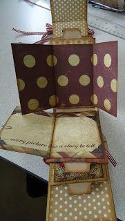 Shannons Scrapbooks: Vertical TP Mini Album