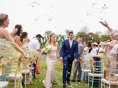 Casamento ao ar livre em Foz do Iguaçu l Ana e Tassir