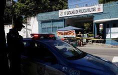 RJ: Policial é ferido em troca de tiros em Niterói