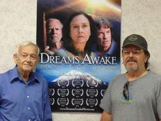 Director Deal with his Dad — in Harlingen, Texas.