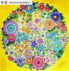 By @dianamoraesdkpm  Meu Jardim Secreto.  #jardimsecreto #encantadafloresta #floresta_encantadalivre  #inspiracaojardimsecreto #jardimcolorido #florestaencantadatop  #amor_emcores #amor_de_jardim #nossaflorestaencantada #livrocoloriramo #minha_florestaencantada #coloring_secrets  #artecomoterapia #amordejardim #nossaflorestaencantada #jardim_da_isa #terapiacolorida #jardimsecretotop #siaofon_chang #reinoanimaltop  #faber_castell_br #acrilex_oficial #instaDKPM #amopintar #sdv…