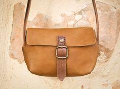 Leather bag | Bolso cuero