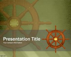 Needle and thread powerpoint template is a free powerpoint template free ships wheel powerpoint template over sepia background toneelgroepblik
