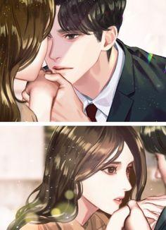 너에게만 유혹적인 -로맨스 : 네이버 블로그 Korean Couple, News Stories, Webtoon, Manhwa, Anime Art, Novels, Romance, Comics, Couples