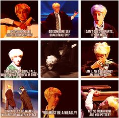 AVPM A Very Potter Musical Draco is the funniest thing ever!