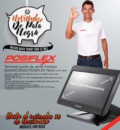 Noviembre Pata Negra en Infowork con Posiflex