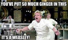 It's a Weasley