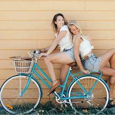 Bicicleta Clasica para mujer http://favoritebike.com/shop/bicicletas-urbanas/reid-clasica-7-velocidades-baby-blue/