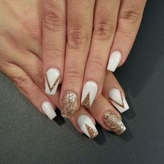 30 Simple Nail Art Designs Trends For Women   Fashionte
