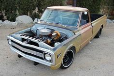 1970 Chevy C10 Maintenance/restoration of old/vintage vehicles: the material for new cogs/casters/gears/pads could be cast polyamide which I (Cast polyamide) can produce. My contact: tatjana.alic@windowslive.com