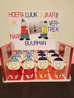 Buurman en buurman traktatie. Danoontje Oreo, Family Guy, Treats, Kids, Baby, Fictional Characters, Food, Sweet Like Candy, Children
