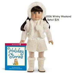 American Girl Doll  Wintry Weekend Outfit
