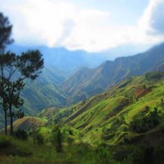 beauty of furcy, Ayiti- the land of high mountains.