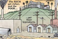 Editorial Cartoons: Poverty/Environmental Justice | Teaching Tolerance
