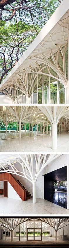 The Tote Restaurant, Mumbai / Organic architecture