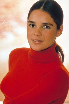 Ali MacGraw photo, pics, wallpaper - photo #370989