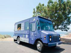 flower truck exterior