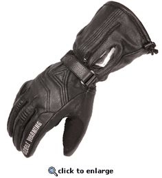Ansai Mobile Warming Men's LTD Max Leather Glove