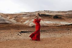 Code Red ❤🔥❤️🔥 Thank you @goddressthequeen for featuring our COCO ruffle gown! #ootd #lookoftheday #redgown #asos #occasionwear #asseenonme #photoshoot
