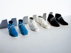 Issey Miyake mens shoes