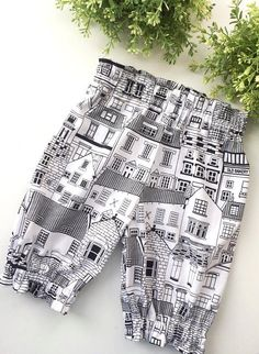 Toddler Girls bubble shorts baby bloomers Toddler Boy bubble