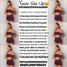 Your Glo Up and how to slay it - Beauty Secrets And Tips - Huidverzorging Beauty Tips For Skin, Beauty Secrets, Skin Care Tips, Beauty Hacks, Daily Beauty, Skin Tips, Beauty Skin, Beauty Products, Glo Up