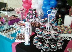 Festa de aniversário Monster High: dicas, fotos