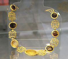 Thracian Treasure, Bulgaria, ca. 4th-3rd B.C. b