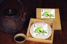Pu Erh Black Tea, Top Grade Fermented Puer Tea 300 Grams Tea Cake >>> Click image for more details. (This is an affiliate link) #BlackTea