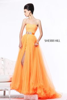 Sherri Hill Prom Gowns and Dresses for 2016 Sherri Hill 21139 Sherri Hill