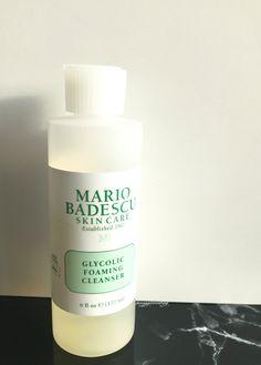 Mario Badescu Glycolic Cleanser -Updated Summer Skincare Regime - Meggie Moo Blog