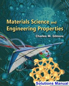 Solution manual for materials science and engineering an materials science and engineering properties 1st edition charles gilmore solutions manual fandeluxe Choice Image