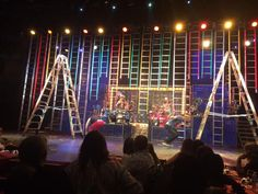 Recycled Percussion's terrific show in Las Vegas