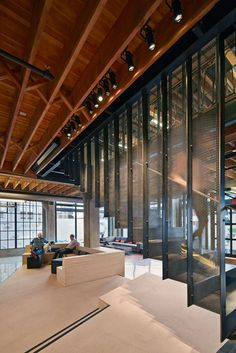 Heavybit Industries A New Curated Community For Cloud Software Developers Is Designed As Series Of Architectural Interventions Inserted Into An