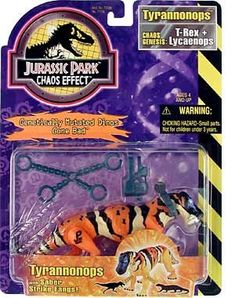 Jurassic Park Chaos Effect Tyrannonops - Buy Online in Oman.   Toy Products in Oman - See Prices, Reviews and Free Delivery in Muscat, Seeb, Salalah, Bawshar, Sohar - Desertcart Oman