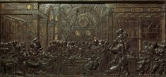 Donatello, Miracolo del cuore dell'avaro - Altare di Sant'Antonio da Padova