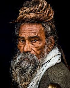 """좋아요 4,189개, 댓글 19개 - Instagram의 @500px님: """"""""Portrait of a Sadhu"""" captured by Rakesh JV in this month's Editor's Choice selection. For more of…"""""""