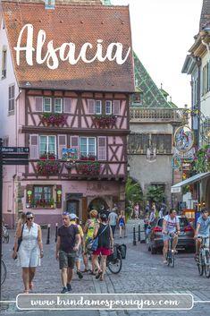 Una semana recorriendo los pueblos de Alsacia Travel Blog, Street View, Etsy, Europe In Winter, European Travel, Travel Alone, Travel Themes, France Travel, Alsace
