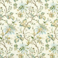 Shop Waverly Felicite Mineral Fabric at onlinefabricstore.net for $15.2/ Yard…
