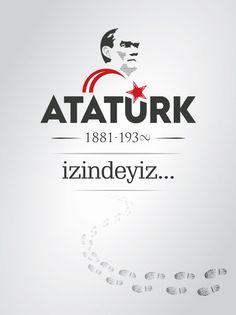 Vektörel Çizim   Vektörel Mustafa Kemal Atatürk Görselleri Premium Wordpress Themes, Pre School, Work Hard, Education, Photo And Video, Blog, Instagram, Photography, Photograph