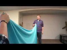 Blanket Name Game - YouTube