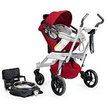 Orbit Baby G2 Travel System Stroller - Red