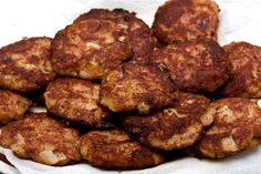 Okazuya-Style Corned Beef Hash Patties