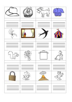 írás K 1. Grammar, Autism, Language, Classroom, Education, Children, School, Cards, 1st Grades