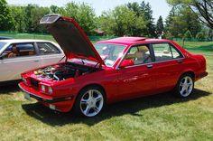Maserati 430 In Red