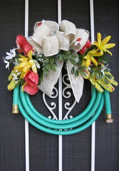 garden shed wreath - Google Search