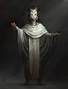 ArtStation - Ivan Dedov's submission on Ancient Civilizations: Lost & Found - Character Design