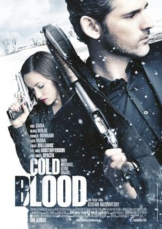 Cold Blood: A thriller that follows two siblings who decide to fend for themselves in the wake of a botched casino heist, and their unlikely reunion during another family's Thanksgiving celebration.