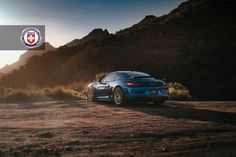 Awesome Porsche 2017: Porsche Cayman GT4 with HRE R101 in Gloss Gold   HRE Performance Wheels... Check more at http://24cars.top/2017/porsche-2017-porsche-cayman-gt4-with-hre-r101-in-gloss-gold-hre-performance-wheels-2/