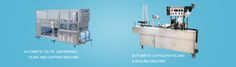 We provide for Pouch Packing Machine, Bottle filling machine for Mineral water and 20 Ltr Jar Mineral Water nbindustries.co.in